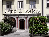 "Le café de Paris ou ""Petit Paris"""